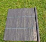 Anti coperchio al suolo artificiale tessuto pp di controllo di Weed del geotessuto della stuoia 100% del Weed