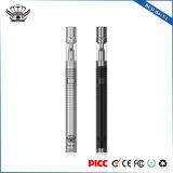 Comercio al por mayor Alibaba giro Slim batería vaporizador 510 al por mayor de los atomizadores de vidrio de 0,5 ml vaporizador aceite Pen