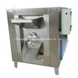 Machine van de Pinda van het Sesamzaad van de Sojaboon van de cashewnoot de Roosterende
