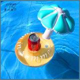De opblaasbare Houder van de Fles van het Speelgoed van de Pool Opblaasbare