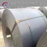 Placa Chequered de aço suave laminada a alta temperatura de Q235B