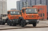 Beiben China Schlussteil-Traktor-Kopf 2017 für heißen Verkauf mit niedrigerem Preis