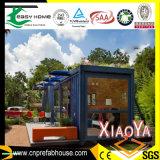 Casa Prefab da construção de aço da luz do projeto de Constructure (XYJ-01)