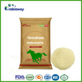 Additif alimentaire composé de cellulase de poney de cheval et d'animal d'enzymes de Hemicellulase
