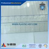 Bronze Polycarbonate PC Twin Wall Hollow Sheet