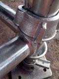 Столб ноги системы Cuplock замка чашки лесов вертикальный