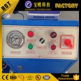 Sertisseur tressé de boyau d'acier inoxydable/vulcanisation en caoutchouc de presse hydraulique de moulage