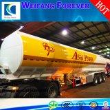 永久に在庫の半オイルまたは燃料またはディーゼルまたはガソリン輸送のトラックのトレーラーのタンカー