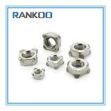 La norme DIN 928 304 carré en acier inoxydable un écrou à souder