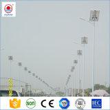 IP65 10m pólo 80W a lâmpada de Rua Solar com pole / Luz de LED/ Ce Certificado Soncap