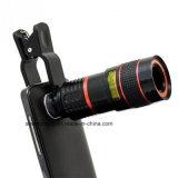 Universal8x 12X optisches Summen-Teleskop-Kameraobjektiv-Klipp-Handy-Teleskop für iPhone6 für Samsung für HTC für Huawei Xiaomi