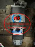 Fabrico OEM ~Genunie Komatsu Wa500-3 OEM da Bomba de Engrenagem Ass'y-44070 705-22 Autopeças