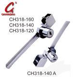 Le Zinc Fer mobilier de bureau d'accessoires en laiton de verrouillage du tiroir139-22 (CH)