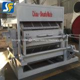 Macchina di riciclaggio automatica 4000PCS del cassetto dell'uovo della carta straccia con l'essiccatore