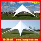 Tente d'ombre d'étoile de Zelt et chapiteau Wedding utilisé par tente de Paogda