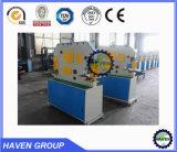 Machine de poinçon d'ouvrier hydraulique de fer et de tonte combinée hydraulique