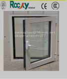 Doppeltes Glasaluminiumflügelfenster-Fenster