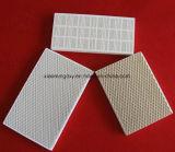 ガス・バーナーのための蜜蜂の巣の陶磁器の版の赤外線陶磁器の版