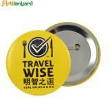 La moda de alta calidad LED distintivo botón personalizado