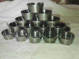 Crogiolo puro forgiato su ordine Od50mm del tungsteno 99.95% luminosi