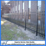 Hauteur de 6 pieds en fer ornemental clôtures pour les USA