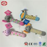 Stuk speelgoed van de Baby van Squeaker van de Hand van de Aap van de Olifant van de baby het Grappige