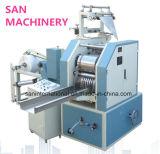 Máquina de gravação do guardanapo da absorção do vácuo e de dobramento de papel