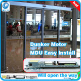 Большая часть оператор раздвижной двери скорости молчком франтовской сильный от Китая с Dunkermotor