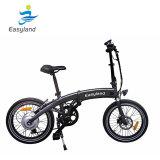 Bicicleta Dobrável Eléctrico de 20 polegadas com bateria de lítio