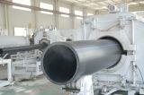 Línea de agua de la fábrica tubo del PE