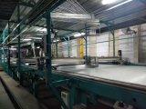 Степени 0/90 из стекловолокна Multiaxial 1050GSM (Biaxial) ткань с ковриком придает