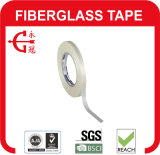 0.16mmの厚く明確なゴム系接着剤のガラス繊維テープ