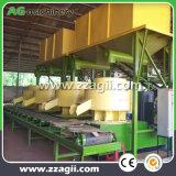 La alta eficiencia 1t de pellets de madera completa línea de decisiones para el combustible