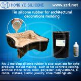 鋳造物の作成のためのRTV-2シリコーンゴム
