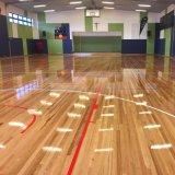 体育館のための4.5mm PVCスポーツのフロアーリング