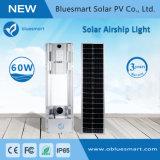 indicatore luminoso solare del giardino di 60W LED con telecomando