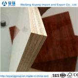 Duas faces 18 mm melamina compensado de madeira estratificada