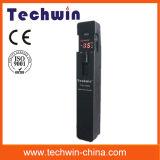 verificador Tw3306e da fibra óptica 800-1700nm com adaptador diferente