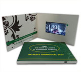 Fabrik Supply Highquality Video Book für Business
