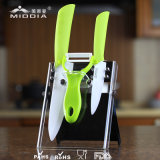 Комплект инструмента кашевара для керамического Knives&Peeler как инструменты кухни