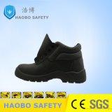 Черный Исполнительного Обувь промышленной безопасности обувь