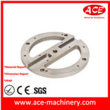 Kasten Aluminium-CNC-Maschinerie-Teil