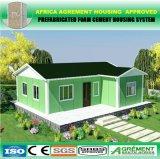 Behälter-Haus des modernen Entwurfs-20FT/neue Hochbau-Materialien