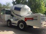 Nuovo auto che carica il camion diesel idraulico 4X4 dell'erogatore mobile della betoniera da vendere