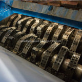 不用な金属のリサイクルプラントか固形廃棄物のリサイクルプラント