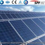 O baixo ferro moderou o Ce de vidro solar Certificated