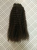100%Unprocessed Peruviaans Virgin Human Hair voor Zwarten