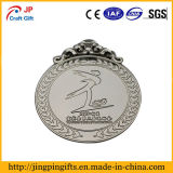 Medalla de encargo del metal del balompié de la alta calidad
