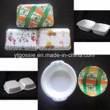 Der Plastik-PS-Schaumgummi-Nahrungsmitteltellersegment-Kasten, der Maschine herstellt, setzt für Preis Gx-1100/1250s fest