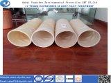 Nonwoven корпус фильтра цедильного мешка Nomex для собрания пыли с свободно образцом